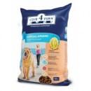 Club 4 paws hüpoallergiline koeratoit lambaliha ja riisiga 12kg