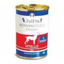 Monoproteico aurutatud vasikalihaga täiskasvanud koertele 400g