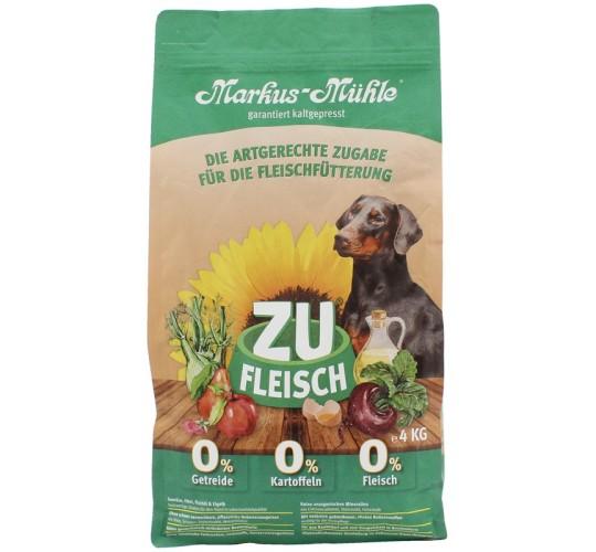 """Markus-Mühle Zufleisch lisand toortoidule """"Add to raw"""" 4kg"""