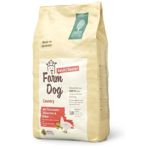 Farm Dog Country grainfree täisk.koertele  4,5kg