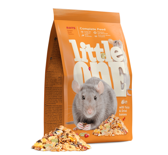 Little One täistoit rotile 900 g
