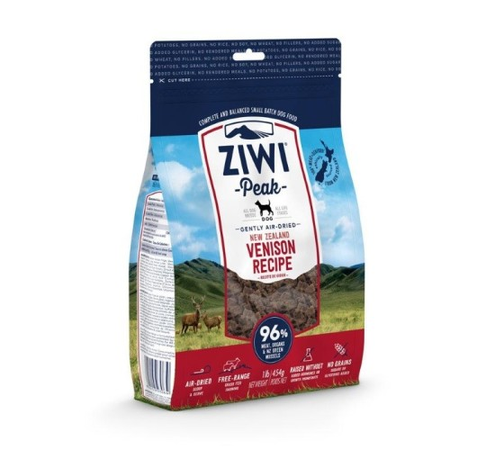 Ziwipeak kuivtoit koertele hirvega 1 kg