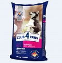 Club 4 paws koeratoit kutsikatele 14kg