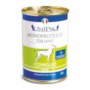 Monoproteico aurutatud jäneselihaga täiskasvanud koertele 400g