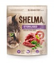Shelma sterilised cat fresh beef 750g