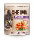 Shelma sterilised cat fresh salmon 750g