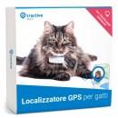 Tractive GPS IKATI positsioneerimisseade kassile või väikesele koerale