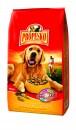 Сухой корм для собак Propesko Vitality & Active Life с птицей, говядиной и овощами 30 кг (блок 3x10 кг)